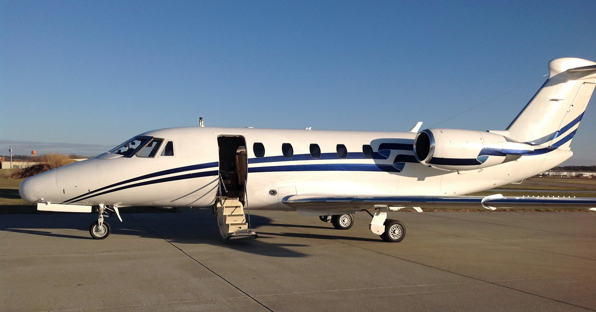 Private Jet Leasing - Jet Charter from Nashville TN